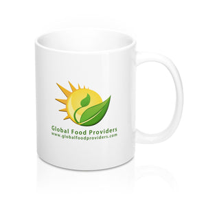Global Food Providers Coffee Mug - 11oz