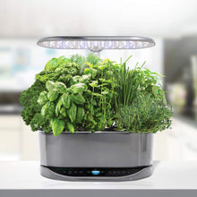 Load image into Gallery viewer, AeroGarden Bounty Elite - Stainless Steel (Alexa-Enabled)