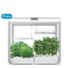 "Load image into Gallery viewer, AeroGarden Farm Plus - White (24"" Grow Height)"