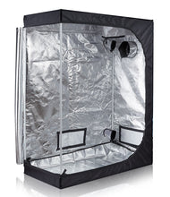"Load image into Gallery viewer, TopoLite 48""x24""x60"" 600D Grow Tent Room Reflective Mylar Indoor Garden Growing Room Hydroponic System Dark Room"