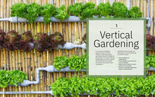 Load image into Gallery viewer, Field Guide to Urban Gardening: How to Grow Plants, No Matter Where You Live: Raised Beds - Vertical Gardening - Indoor Edibles - Balconies and Rooftops - Hydroponics