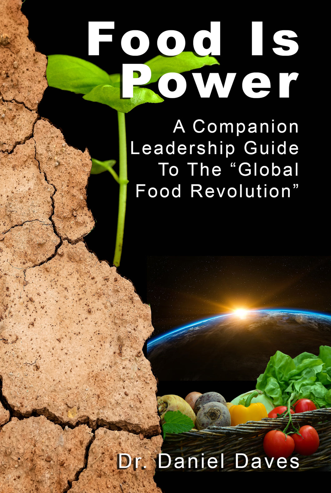 Food Is Power paperback leadership guide - English