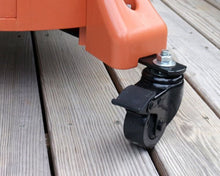 Load image into Gallery viewer, Premium, Lockable Heavy Duty Caster Wheels