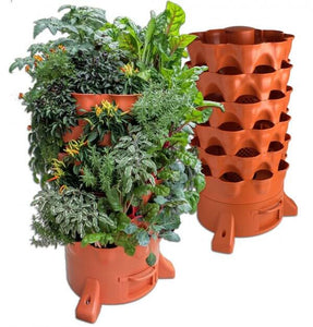 50 Plants Can Grow Organically In The Garden Grow Tower 2