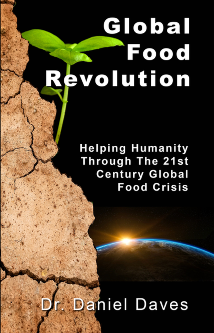 Global Food Revolution paperback book - English