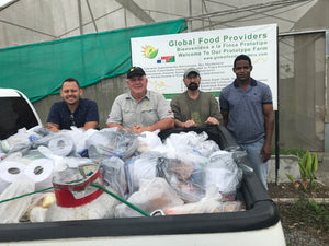 Sponsor A Pickup Truck Of Emergency Food Supplies $1,500