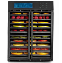 Load image into Gallery viewer, Excalibur RES10 Digital Dehydrator - 10 Tray, 2 Zone Stainless Steel Trays (FREE SHIPPING!)