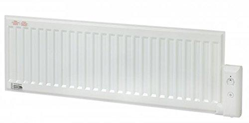 Wall Mounted Oil Filled Radiator >> Adax Alo Oil Filled Electric Radiator Wall Mounted Skirting Wall Heater Low Profile Thermostat Buy Online From Solaire Fast Delivery 800w