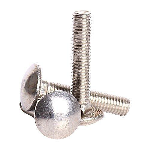 Bolt Base M8 A2 Stainless Steel Domed Nyloc Nuts Nylon Insert Nylock Dome Nut DIN 986-5 Pack