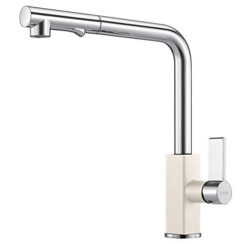 Franke High Pressure Kitchen tap with Fixed spout Made of Chrome Dixi 115.0071.662