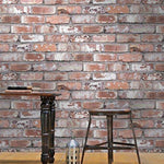 'Holcombe' Photo Realistic Limited Edition Brick Effect Wallpaper Full Roll