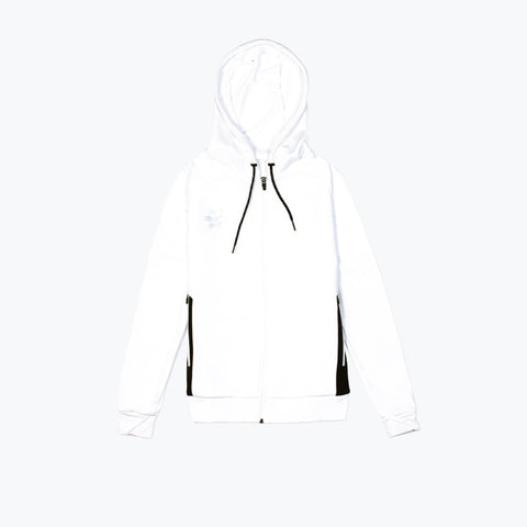 Osaka Hockey - Zip Training Hoodie Mens - White