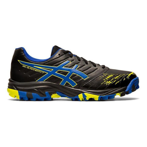Asics Gel-Blackheath 7 - Men Black/Blue - Hockey Shoes