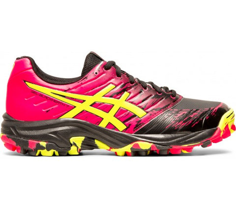 Asics Gel-Blackheath 7 - Women Black/Pink - Hockey Shoes