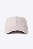 Baseball Cap - Grey Suede - Osaka Hockey