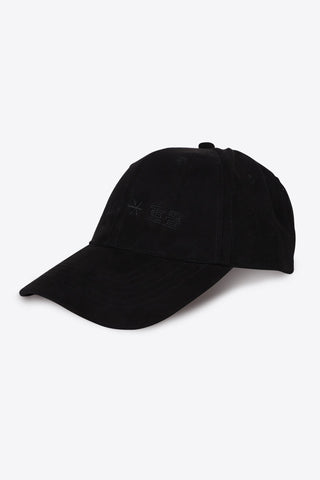 Osaka Hockey - Baseball Cap - Black Suede