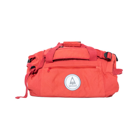 Oregon Large Duffel Bag - Red