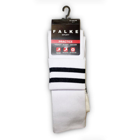 FALKE STRIPPED PRACTICE SOCKS