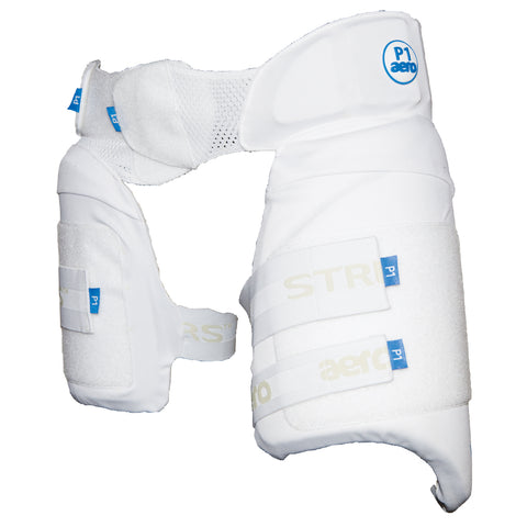 AERO Stripper Cricket Dual Thigh Pad P1