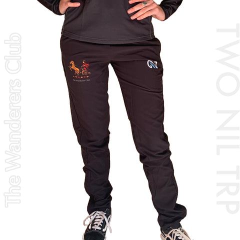WANDERERS HOCKEY CLUB WOMENS TRACK PANTS