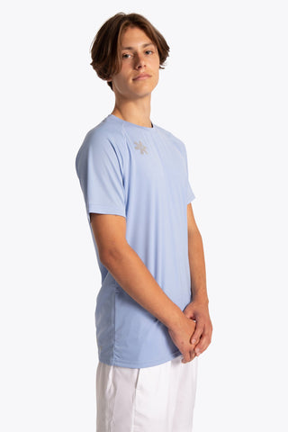 OSAKA MEN TRAINING TEE SKY BLUE