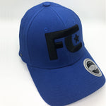 Focus Cricket Cap - Blue