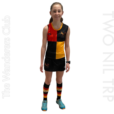 WANDERERS HOCKEY CLUB U11/U13 & COLTS GIRLS VEST