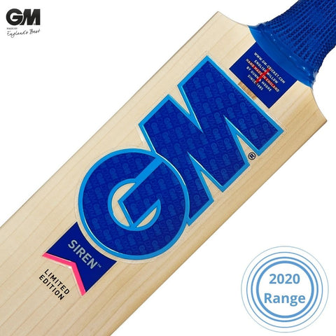 GM Siren 606 DXM Cricket Bat - SH