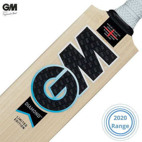 GM Diamond 808 DXM Cricket Bat - Sz 6