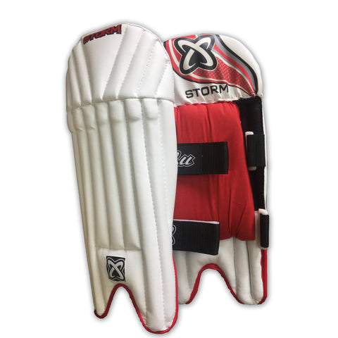 IXU Wicket Keeper Pads - Junior