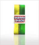 Shammy Shack Yellow and Lime Hockey Grip