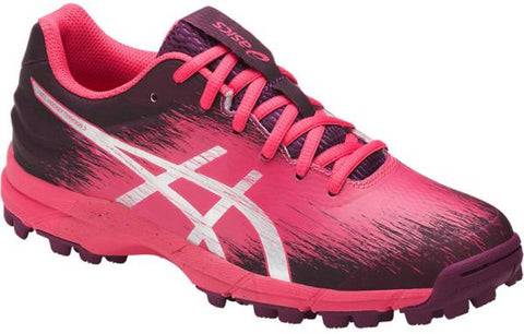 Asics Gel-Hockey Typhoon - Women Hockey Shoes - Pink