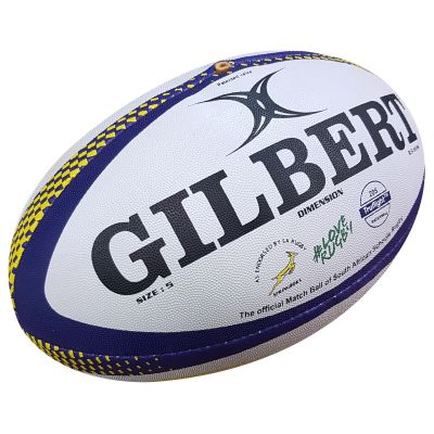 GILBERT Dimension SA School Rugby Ball Size 5