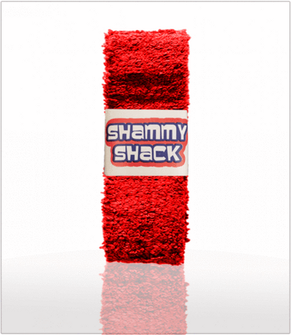 Shammy Shack Towel Hockey Grip Red
