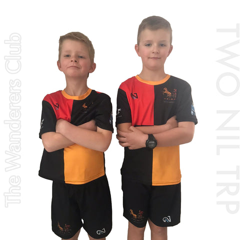 WANDERERS HOCKEY CLUB BUGS TOP