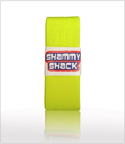 Shammy Shack Fluoro Yellow Hockey Grip
