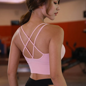 Push up sports bra1.0
