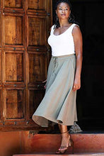 Load image into Gallery viewer, Fair Trade Organic Midi Skirt