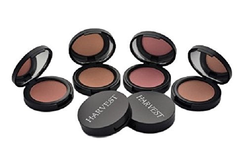 100% Natural and Certified Organic Pressed Blush - Nourish and Protect - Non-Toxic, Vegan and Cruelty Free