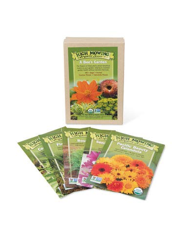A Bee's Garden Organic Seed Collection