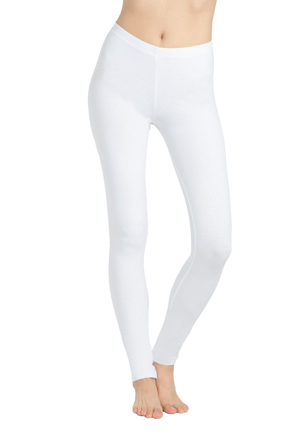 Women's Organic Cotton Balanced Lean Ankle Legging