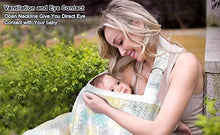 Load image into Gallery viewer, Organic Bamboo Cotton Nursing Cover for Privacy
