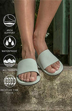 Load image into Gallery viewer, Indosole Vegan  Slide Sandals