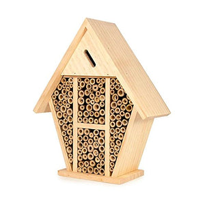 Swiss Alps Bee House - 10 W x 4.3 D x 12 H
