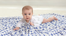 Load image into Gallery viewer, Silky Soft Bamboo Muslin Swaddle Blanket - 3 Pack