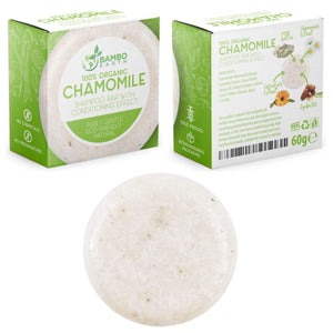 Solid Shampoo Bar And Conditioner Effect Hair Soap - 4 Pack 100% Organic Shampoo Bars For Hair With All Natural Plant Based Essential Oils And Eco Friendly Zero Waste Biodegradable Packaging