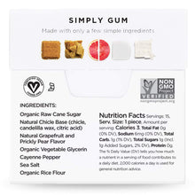Load image into Gallery viewer, Simply Gum Natural Chewing Gum 6  Flavor Variety Pack - Boost, Cleanse, Revive |(90 Pieces Total) Aspartame-Free