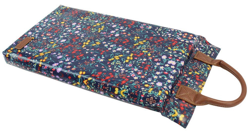 Extra Large Garden Kneeler Pad with PU leather Carrying Handle & Waterproof Cover