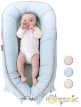 Load image into Gallery viewer, Organic Water-Proof Newborn Baby Lounger