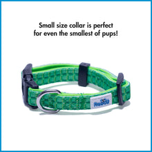 Load image into Gallery viewer, Adjustable Dog Collar from Recycled Water Bottles